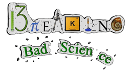 Breaking Bad Science Logo